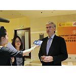Foto de El Consorci busca socio en China para desarrollar el Polo Log�stico de la Zona Franca
