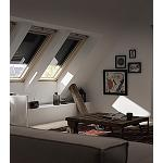 Picture of La persiana solar Velux a�sla del fr�o y mejora la eficiencia energ�tica del edificio