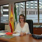 Foto de Mar�a Teresa Garc�a, presidenta del COITAAL