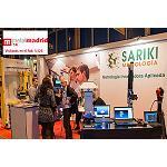 Foto de Sariki presenta sus soluciones de metrolog�a para producci�n y ambiente de taller en MetalMadrid2014