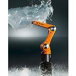 Foto de Los robots Kuka desaf�an al agua y a la suciedad