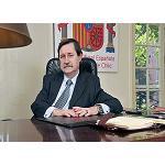 Foto de Entrevista a Jos� Mar�a Castillero, presidente de la C�mara Oficial Espa�ola de Comercio de Chile y gerente general del Grupo Inzamac Chile