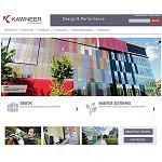 Foto de Nueva web de Kawneer: el camino directo y m�s sencillo a las mejores soluciones arquitect�nicas en aluminio
