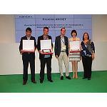 Foto de Montevideo, Lo Prado y La Plata reciben el Premio Ahciet �Ciudades Digitales�