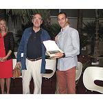 Foto de Los ingenieros agr�colas entregan el Premio Extraordinario �Profesor Ballester-Olmos� en Iberflora