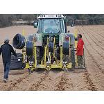 Foto de NaanDanJain consigue un ahorro de agua del 40% tras finalizar con �xito en el canal Segarra-Garrigues (Lleida) la implantaci�n de la mayor finca europea con el sistema de riego subsuperficial para cultivos extensivos