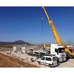 Foto de Instalaci�n llave en mano para punto limpio Tipo B en Calamonte (Badajoz)