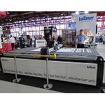 Foto de Bullmer expone en C!Print una m�quina de corte capaz de trabajar con anchos hasta 5 metros
