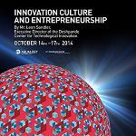 Foto de Semana de la Innovaci�n y Emprendedur�a con Leon Sandler (MIT) y Aqualogy