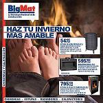 Fotografia de El invierno m�s c�lido con el folleto de chimeneas y calefacciones Bigmat 2014