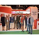 Foto de Grufesa presenta en Fruit Attraction su nueva marca comercial Hannah