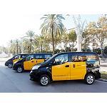 Foto de Nissan y el Ayuntamiento de Barcelona entregan los primeros tres taxis 100% el�ctricos e-NV200 de la ciudad
