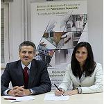 Foto de Las asociaciones de instaladores de aislamiento y de poliestireno expandido firman un acuerdo de colaboraci�n