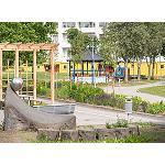 Foto de Proyectos de construcci�n suecos al primer plano: desde edificios individuales hasta distritos urbanos enteros