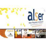 Foto de Plasticos Alser present� en Equiplast su nueva imagen corporativa y logotipo