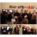 Fotografia de Ceremonia de los premios literarios de la OIV 2014