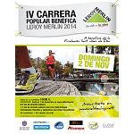 Foto de Las tiendas de Leroy Merlin en Marratx� y Palma colaboran en la organizaci�n de la IV Carrera Popular Ben�fica