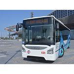 Foto de La EMT de M�laga estrena el primer Iveco Bus Urbanway Euro 6 que llega a Espa�a