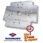Foto de DTC present� en Equiplast el PressTec Mag de Tecnomagnete, los nuevos platos magn�ticos para cambio r�pido de molde con s�lo 37 mm de espesor