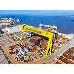 Foto de Amplia gama de gr�as y carretillas elevadoras para un uso vers�til en puertos