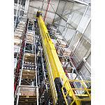 Foto de Nuevo centro de distribuci�n de SSI Schaefer para la distribuidora de bebidas noruega Vectura