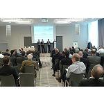 Foto de Aeim participa en la IX Conferencia Internacional de Con�feras ISC 2014
