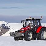 Foto de Trelleborg es un partner clave en la expedici�n de un tractor al Polo Sur