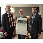 Foto de Le Meridien Barcelona, primer hotel en recibir la certificaci�n Breeam en Espa�a