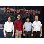 Foto de RS Components firma un acuerdo de distribuci�n global con Rosenberger