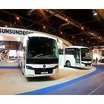 Foto de Sunsundegui presenta su nueva campa�a �Actitud� y lanza dos nuevos modelos de autocares