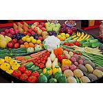Fotografia de 67% de la poblaci�n consume frutas y verduras todos los d�as