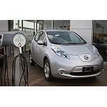 Fotografia de Nissan, l�der de ventas de veh�culos el�ctricos con una cuota de mercado de m�s del 40%