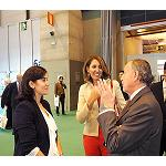 Foto de Ambilamp expone sus soluciones de reciclaje en Matelec 2014