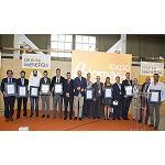 Foto de Nueve empresas espa�olas reciben el certificado en Expobiomasa