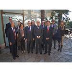 Picture of Fedequim visita ChemMed Tarragona con un grupo de empresarios del sector