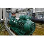 Foto de Los motores de WEG afrontan numerosos retos en plantas de tratamiento de aguas residuales