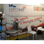 Foto de Cartobol presenta en Empack su llenadora Easy Start y su l�nea Ecofill de envasadoras