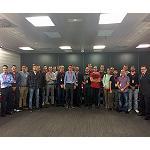 Foto de �xito de participaci�n en el taller de seguridad de m�quinas desarrollado en el Festo AutoMotion Center de Vizcaya