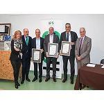 Foto de El IPS entrega sus primeros Certificados de Sostenibilidad a empresas catalanas