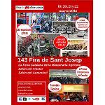 Foto de La ciudad leridana de Mollerussa prepara la 143� Fira de Sant Josep del 19 al 22 de marzo