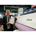 Foto de Viscom premia dos impresoras de Mimaki en sus galardones �Best of 2014 Award�