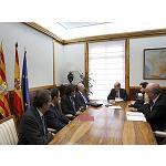 Foto de Plaza y Obras P�blicas mejoran la movilidad a la plataforma log�stica de Zaragoza
