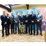Foto de Presentaci�n de Juan de Juanes de Anecoop Bodegas, ganador del Concurso de Vinos Cajamar