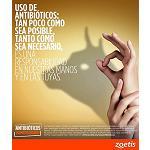 Foto de Zoetis pone en marcha una campa�a europea para apoyar a los veterinarios en el uso responsable de los antibi�ticos para uso veterinario