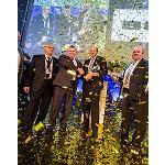 Foto de La empresa Belaz (Bielorrusia), ganador del premio internacional Swedish Steel 2014