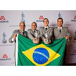 Foto de Los bomberos de R�o de Janeiro ganan el Premio Conrad Dietrich Magirus 2014