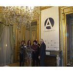 Foto de Asebio recibe el Premio Ciudadanos