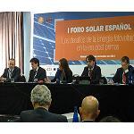 Foto de Fronius apoya y patrocina el I Foro Solar Espa�ol que organiza Unef