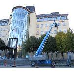 Foto de La plataforma Super Boom Genie SX-180 demuestra sus ventajas en Suecia