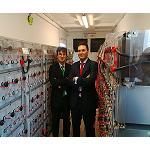 Foto de Iberdrola, AEG y Tecnalia presentan un sistema de bater�as para almacenar energ�a el�ctrica